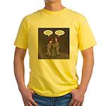 Caving Fun Yellow T-Shirt