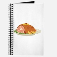 Ham Dinner Platter Journal