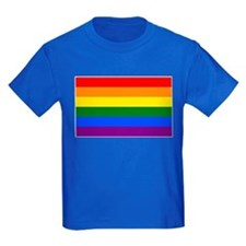 Rainbow Gay Pride Flag T