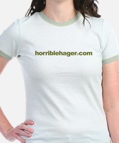 horriblehager.com - Ringer T-shirt