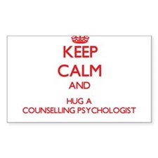 Keep Calm and Hug a Counselling Psychologist Stick