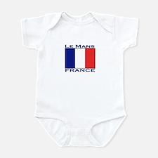 Le Mans, France Infant Bodysuit