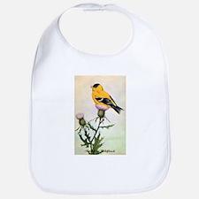 American Goldfinch Bird Bib