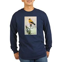 American Goldfinch Bird (Front) T