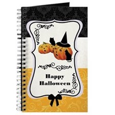 Vintage Jack O' Lanterns on Tripartite Bac Journal