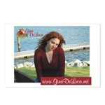 Gina! Postcards (Package of 8)