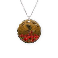 Lest We Forget Necklace