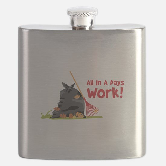 All In A Pays Work! Flask