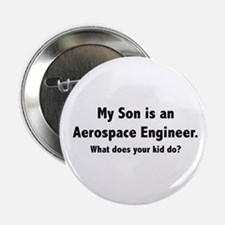 Aerospace Engineer Son Button