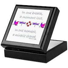 Miracle Moments Keepsake Box
