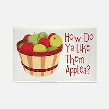 How Do Ya Like Them Apples? Magnets