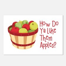 How Do Ya Like Them Apples? Postcards (Package of