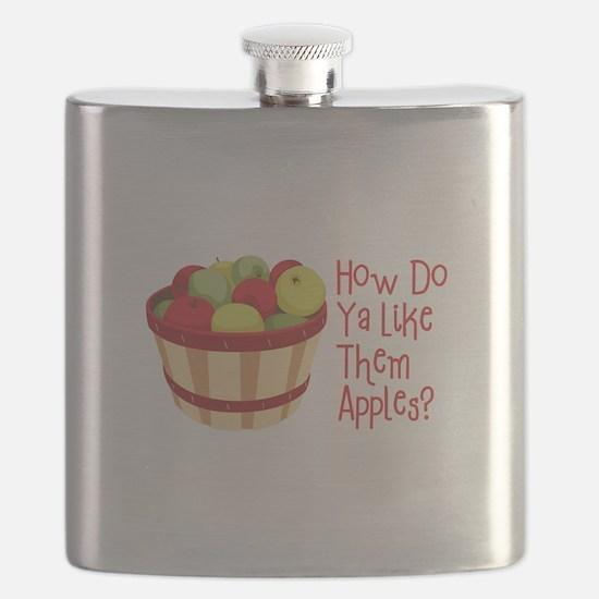 How Do Ya Like Them Apples? Flask