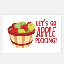 Lets Go Apple Picking! Postcards (Package of 8)