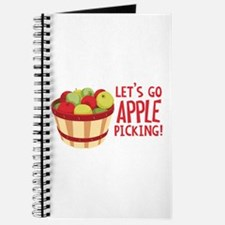 Lets Go Apple Picking! Journal