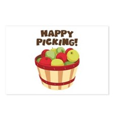 Happy Picking! Postcards (Package of 8)