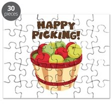 Happy Picking! Puzzle