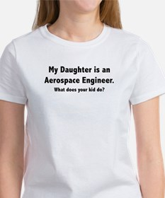 Aerospace Engineer Daughter Women's T-Shirt