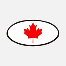 Canadian Maple Leaf Patches