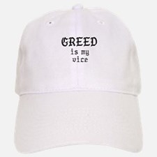 Vice - Greed Baseball Baseball Cap