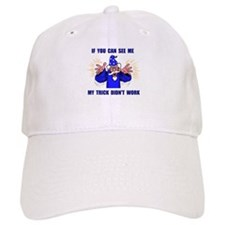 BLUE WIZARD Baseball Cap