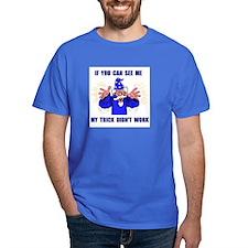 BLUE WIZARD T-Shirt