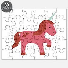 Unicorn Horse Animal Puzzle