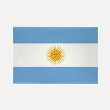 Argentinian Flag Magnets