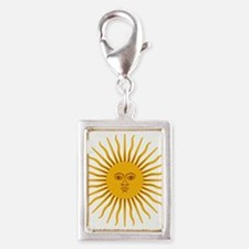 Argentinian Sun of May Charms
