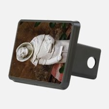 Francis of Assisi statue Hitch Cover