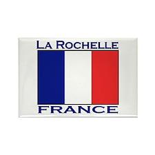 La Rochelle, France Rectangle Magnet