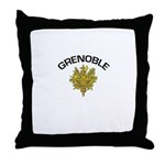 Grenoble, France Throw Pillow