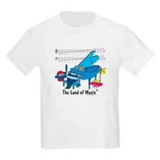 Musical Alphabet T-Shirt
