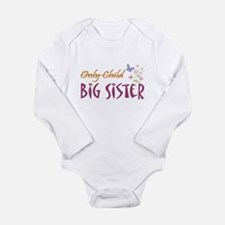Only Child (New Big Sister) Body Suit