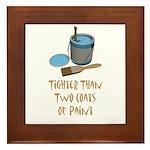 Tighter Than Framed Tile