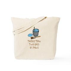 Tighter Than Tote Bag