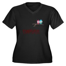 Tweet Plus Size T-Shirt