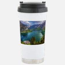 Beautiful lake view Travel Mug
