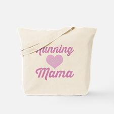 Running Mama Tote Bag