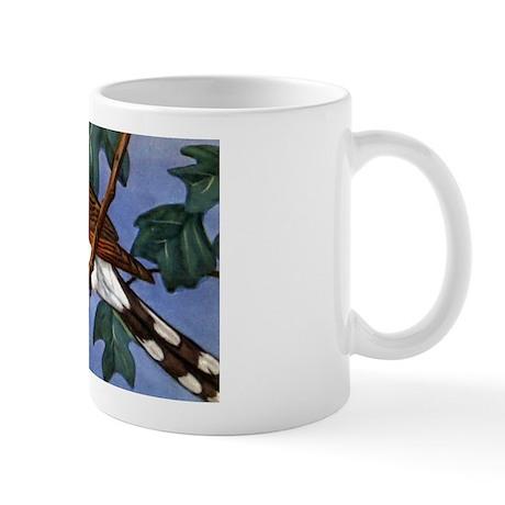 Yellow-Billed Cuckoo Bird Mug