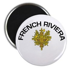 French Riviera Magnet