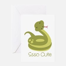 SSSO Cute Greeting Cards