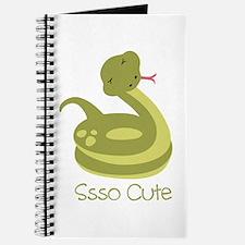 SSSO Cute Journal