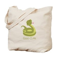 SSSO Cute Tote Bag