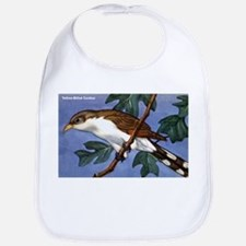 Yellow-Billed Cuckoo Bird Bib