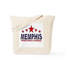 Memphis U.S.A. Tote Bag