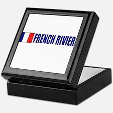 French Riviera Keepsake Box