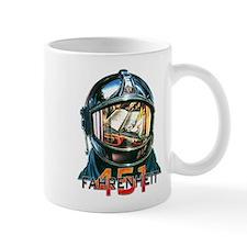 Fahrenheit 451 Fireman Mug