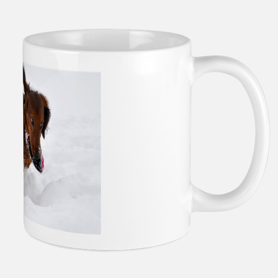 The Chase is On Mug