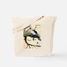 Bufflehead Duck Bird Tote Bag